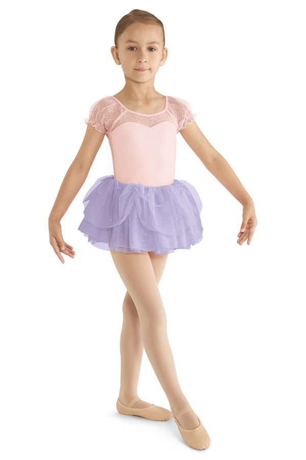 image - Sequin Tulle Tutu Children's Dance Skirts