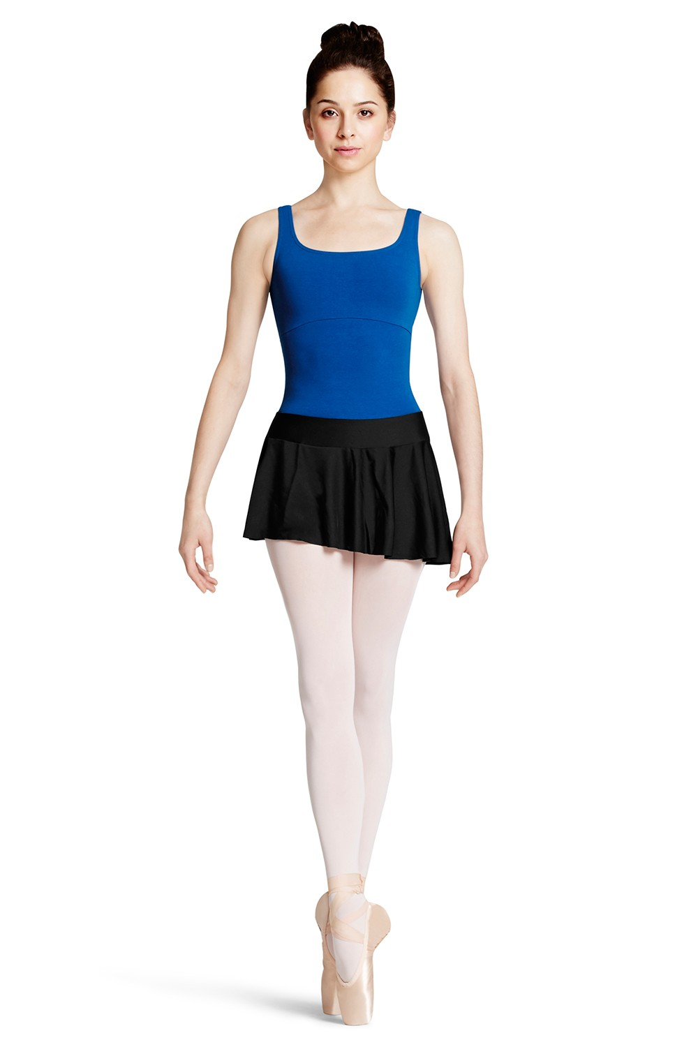 Pull On Hi-low Skirt Women's Dance Skirts