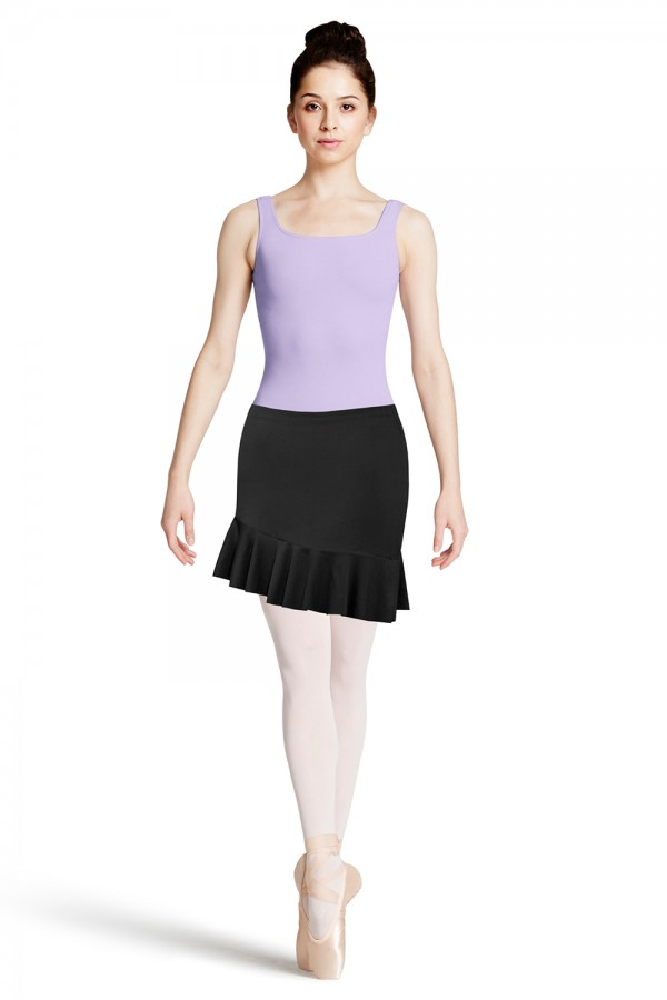 image - Asymmetrical Skirt Women's Dance Skirts