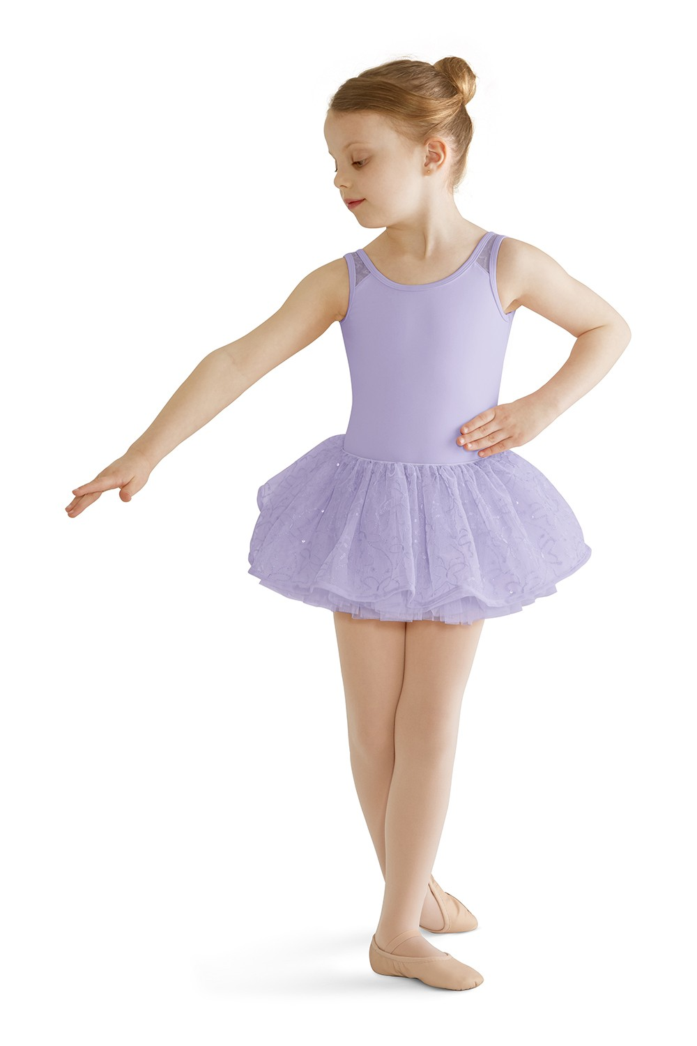 Butterfly Tulle Tutu Children's Dance Skirts