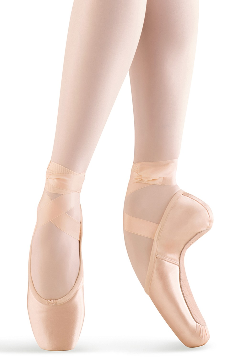 Whisper Satin Pointe Shoes