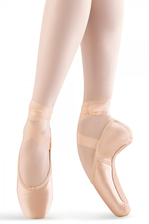image - Whisper Satin Pointe Shoes