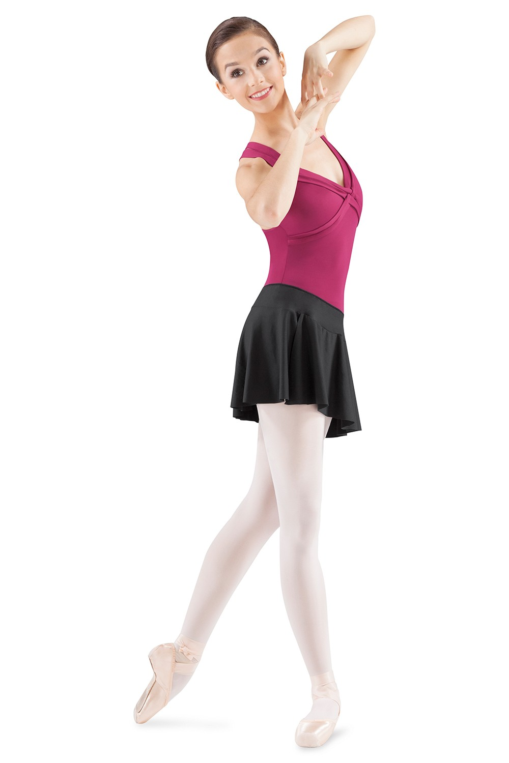 Pull On Skirt Women's Dance Skirts