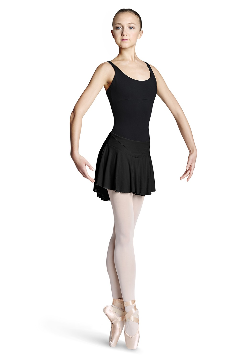 Panelled W/bnd Skirt Women's Dance Skirts