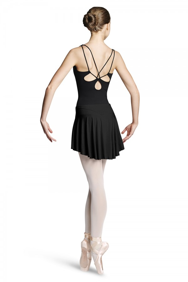 image - PANELLED W/BND SKIRT Women's Dance Skirts