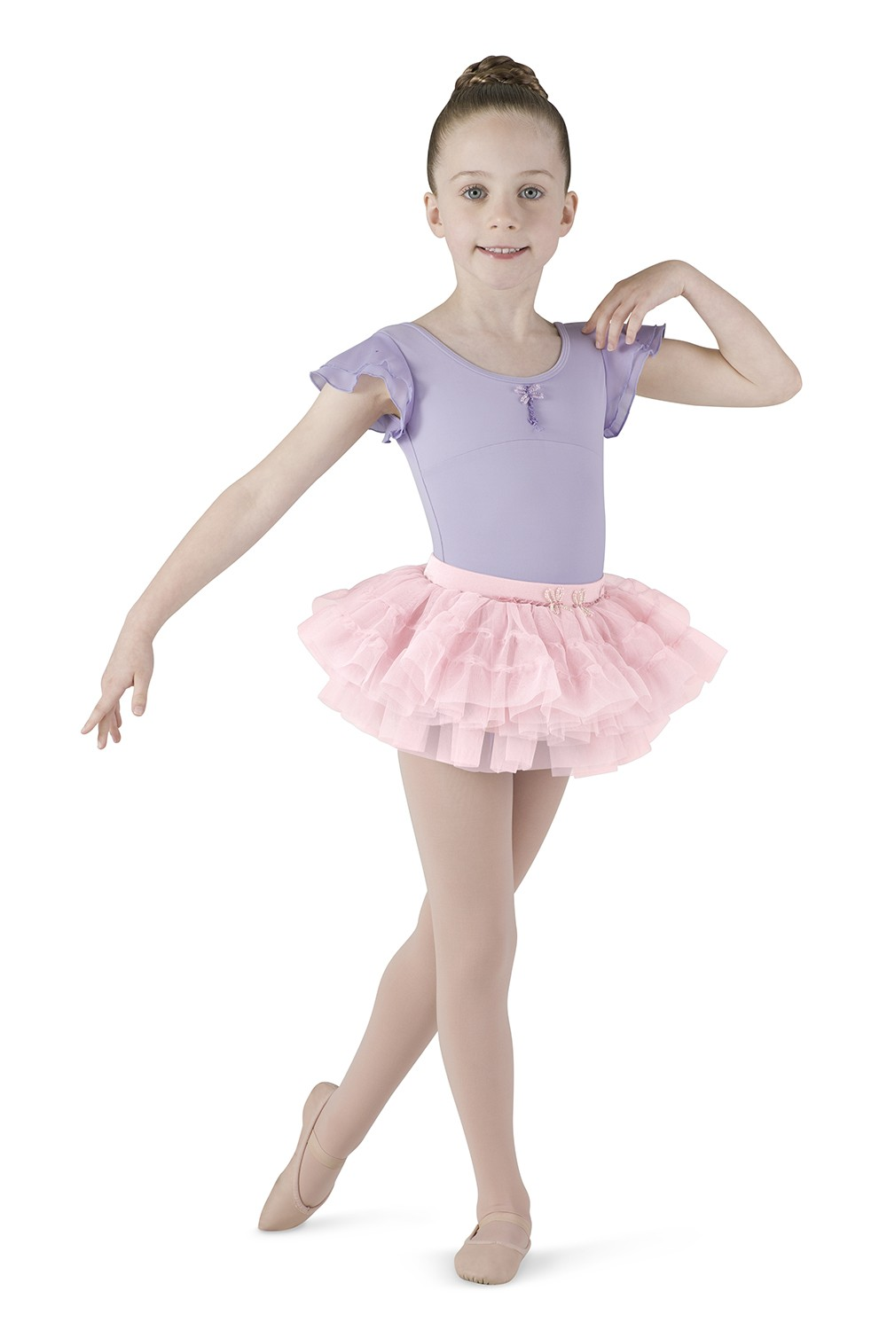 Dragonfly Tutu Children's Dance Skirts