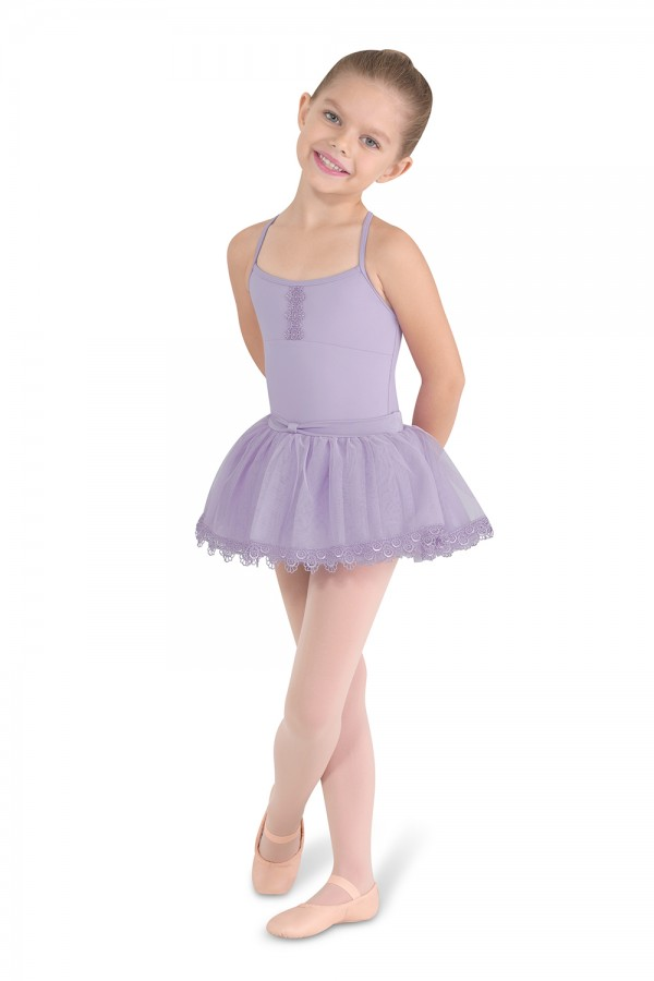 image - Bow With Band Tutu Children's Dance Skirts