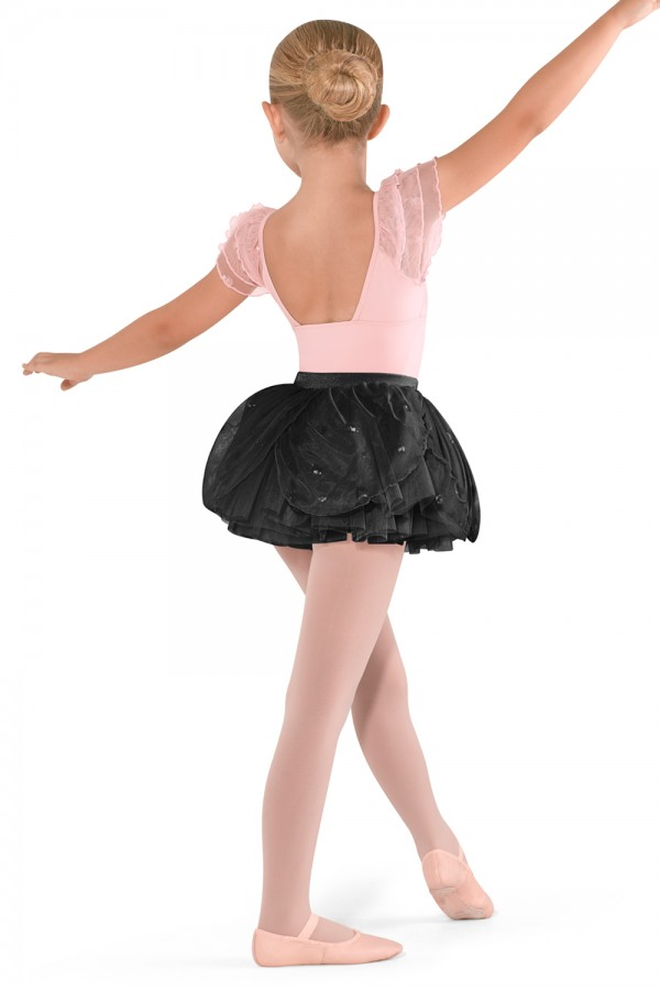 image - Petal Tutu Skirt Children's Dance Skirts