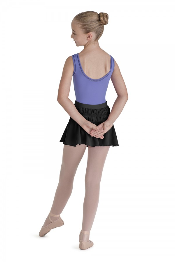 image - Lattice Trim Skirt Children's Dance Skirts