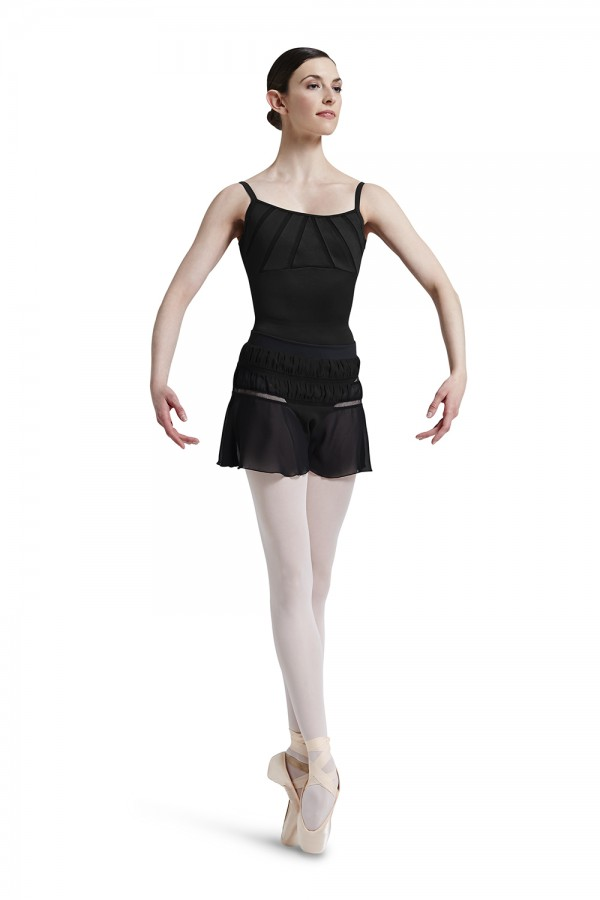 image - Lattice Trim Skirt Women's Dance Skirts