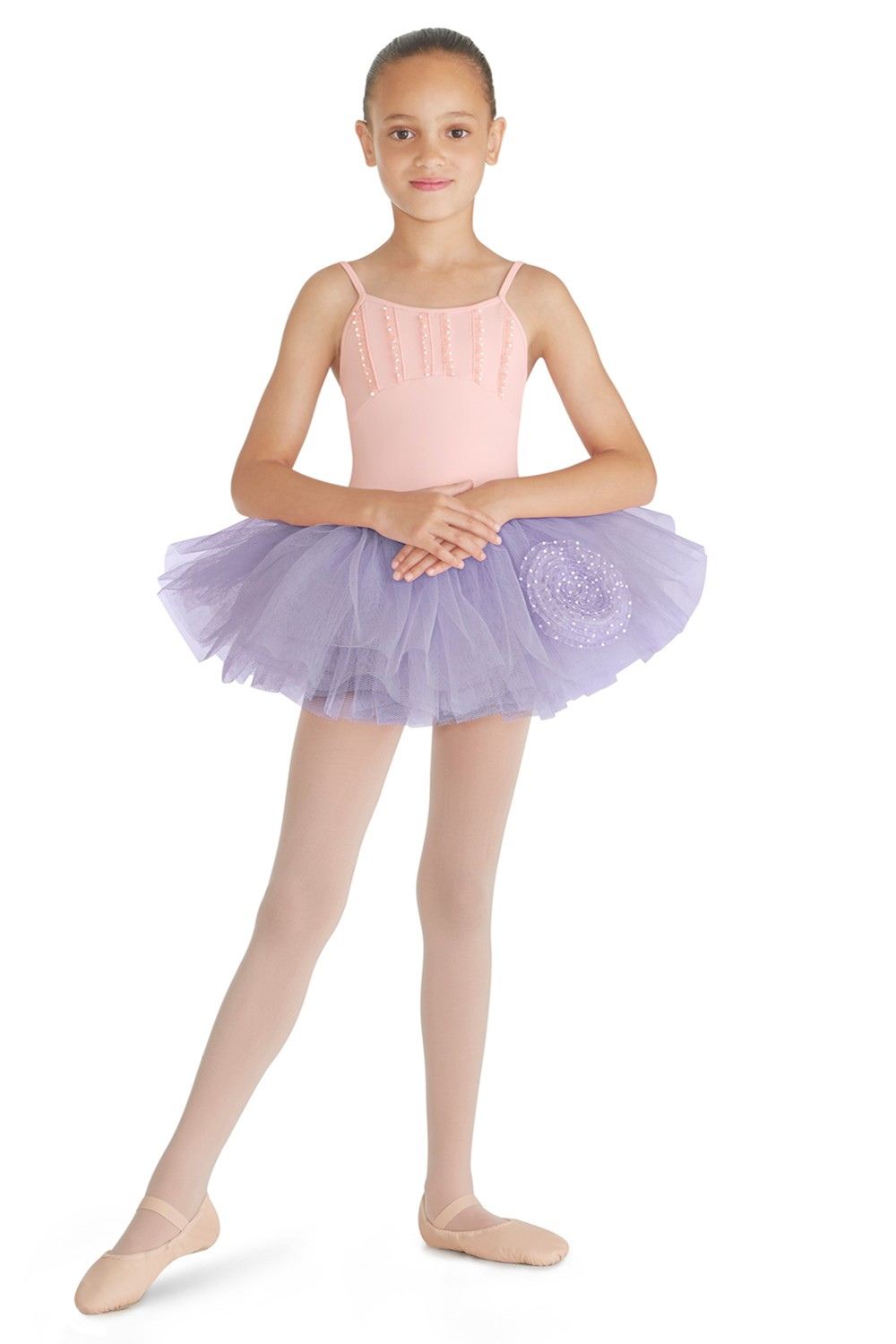 Flower Tutu Skirt Children's Dance Skirts