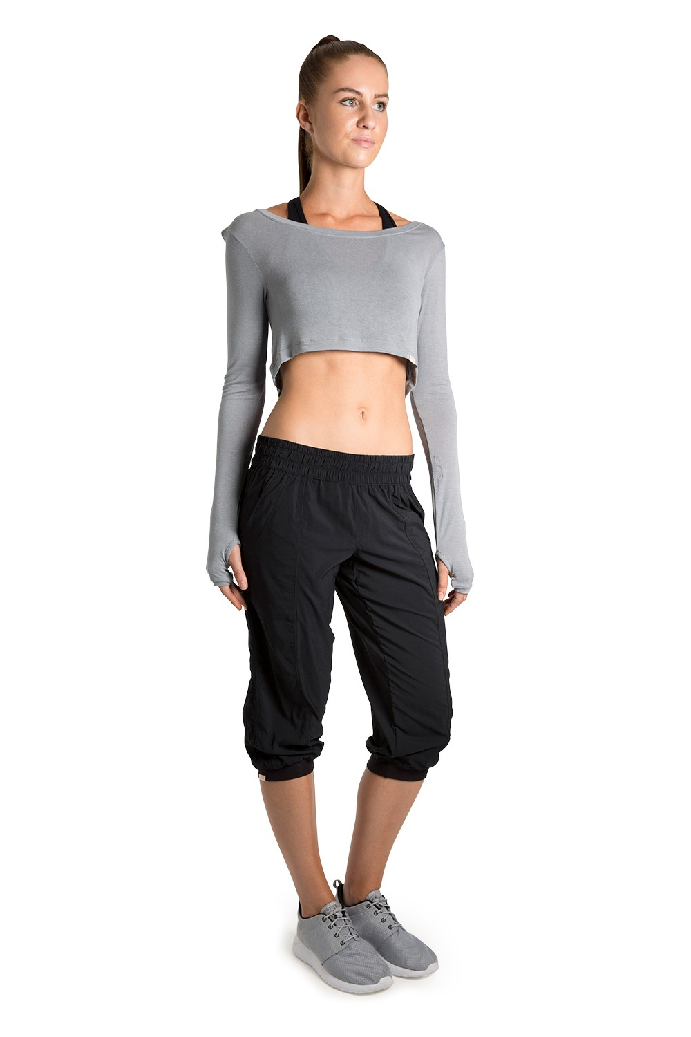 Ripstop 3/4 Pant Women's Dance Pants