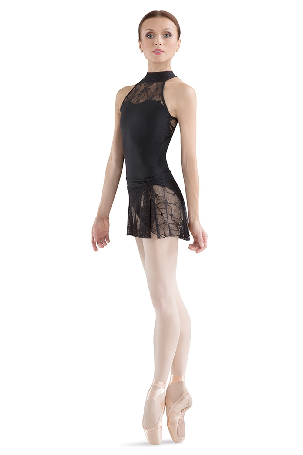 Enam Lace Ballet Skirt Women's Dance Skirts