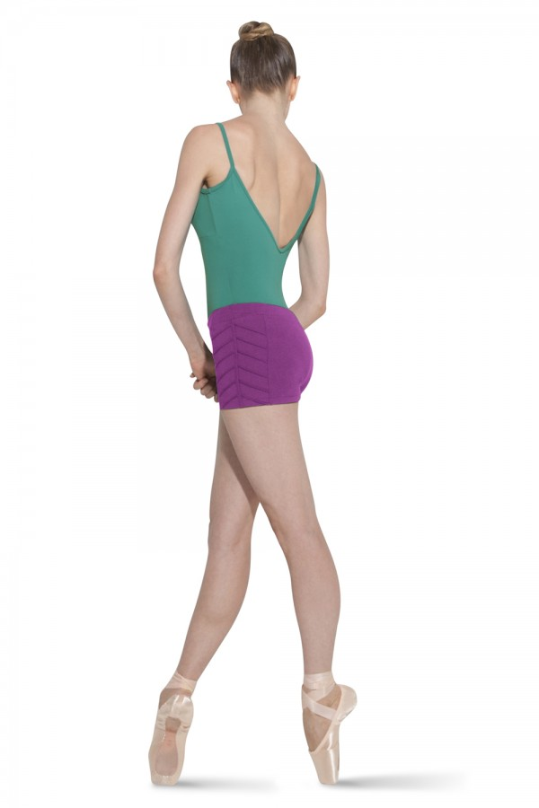 image - ROULEAUX SIDE SHORT Women's Dance Shorts