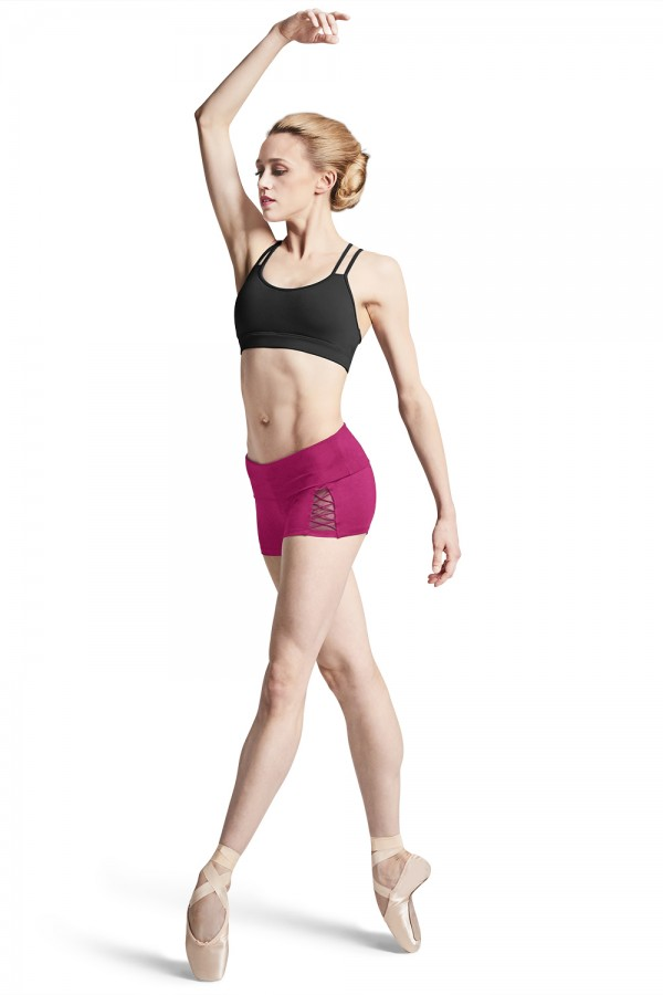 image - ELEKTRA Women's Dance Shorts