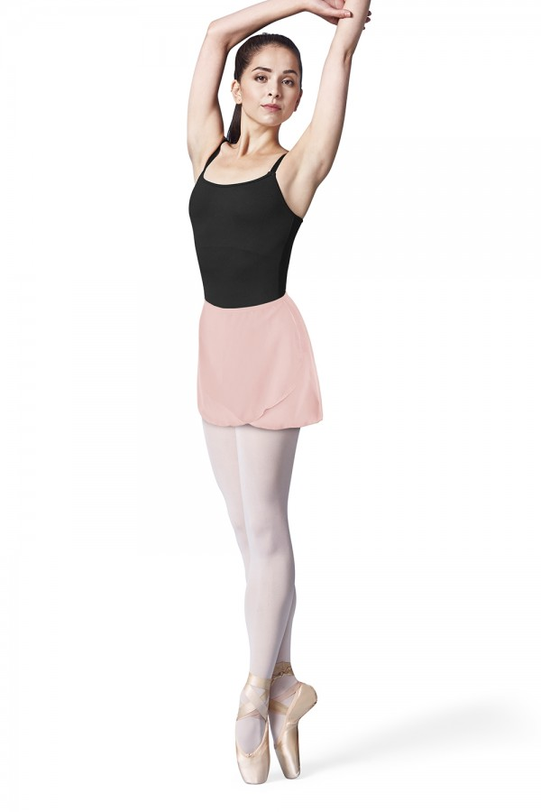 image - GEORGETTE WRAP BALLET SKIRT Women's Dance Skirts
