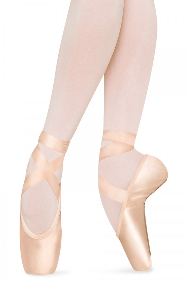 image - Synergy (3/4 shank) Pointe Shoes