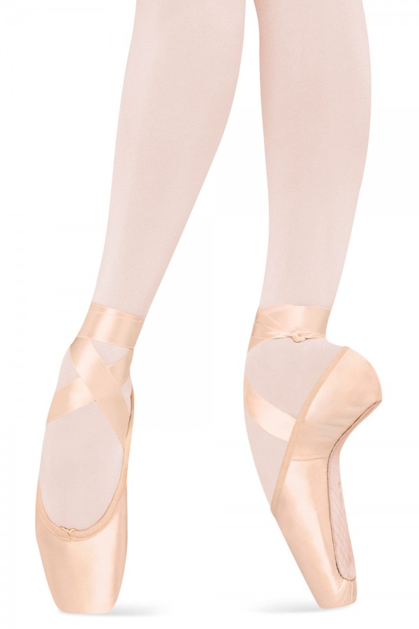 How To Size Pointe Shoes Bloch