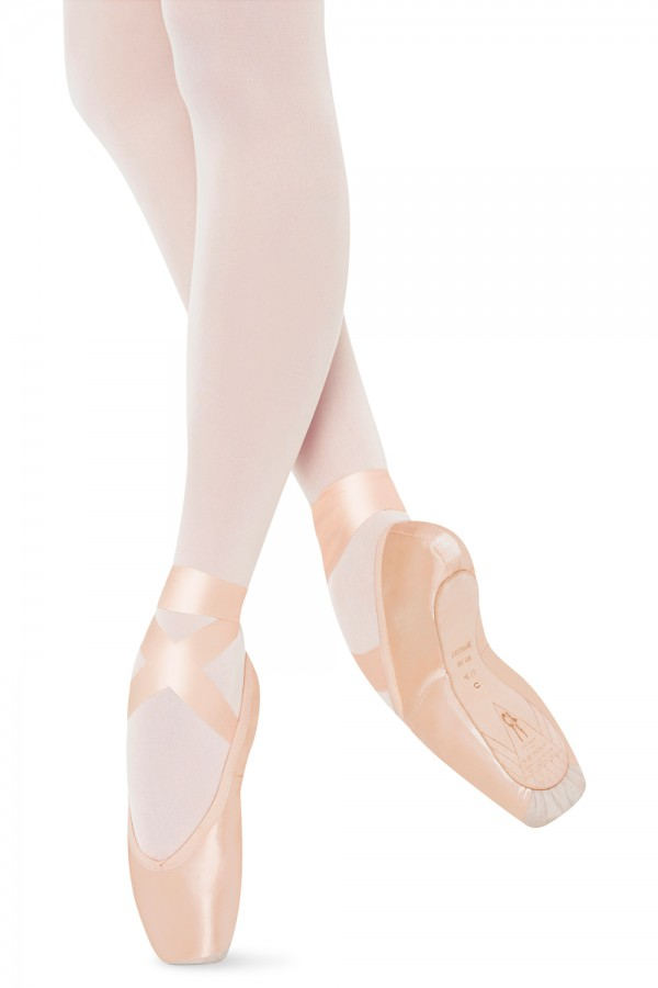image - Triomphe (without Toe-Caps) Pointe Shoes