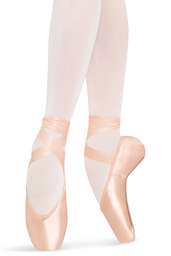 Bloch White Ballet Shoes