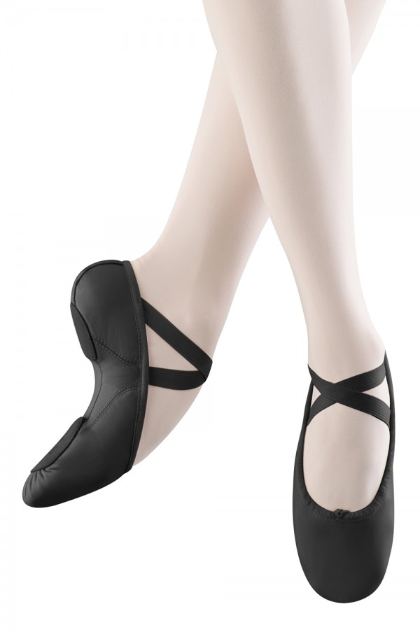 image - Proflex Leather Women's Ballet Shoes