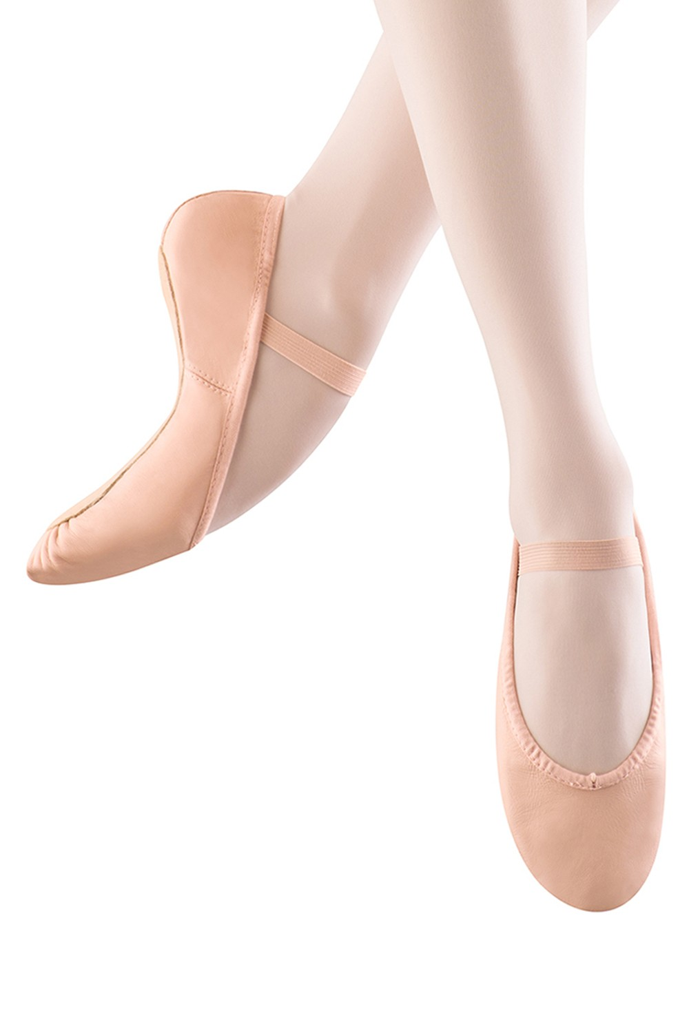 Girl Full Sole Leather Ballet Shoe Girl's Ballet Shoes