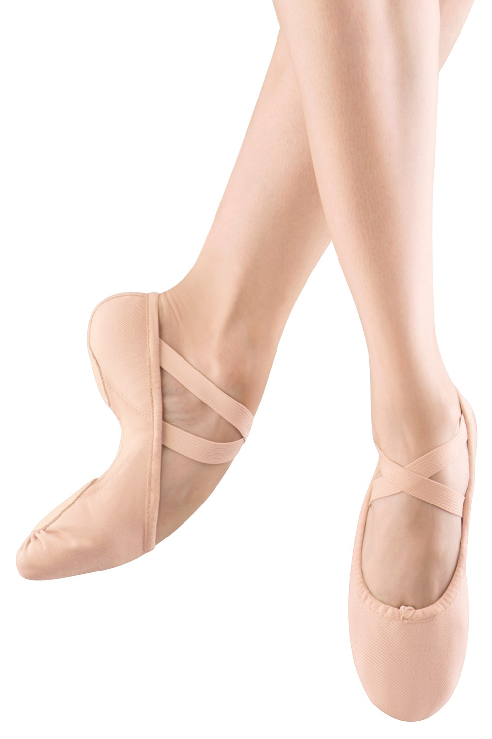 Proflex Canvas Women's Ballet Shoes