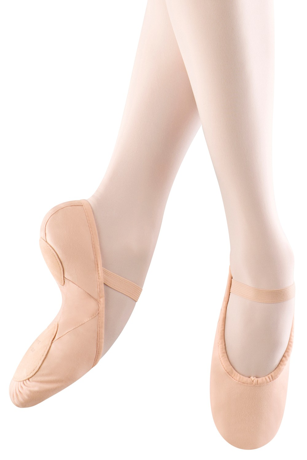 Prolite Ii Canvas Girls Girl's Ballet Shoes
