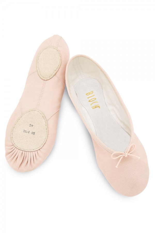 image - Prolite II Canvas Girls Girl's Ballet Shoes