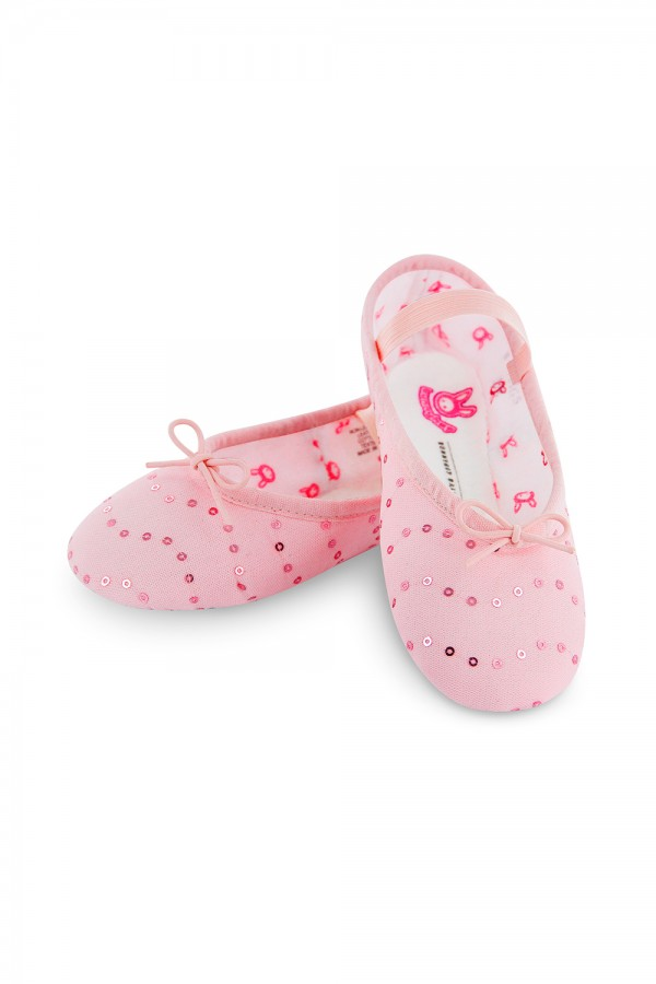 image - Sequin Ballet Shoe Girl's Ballet Shoes