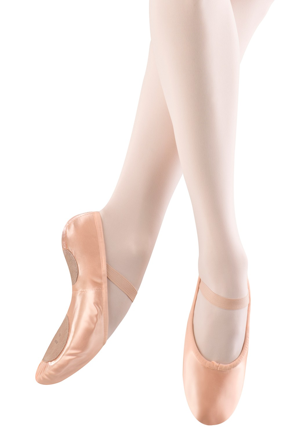 Split Sole Satin Ballet Shoe Women's Ballet Shoes