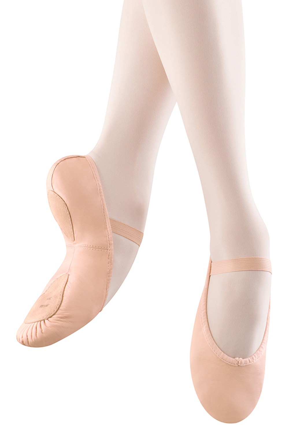 Dansoft Bi-semelles - Fille Girl's Ballet Shoes