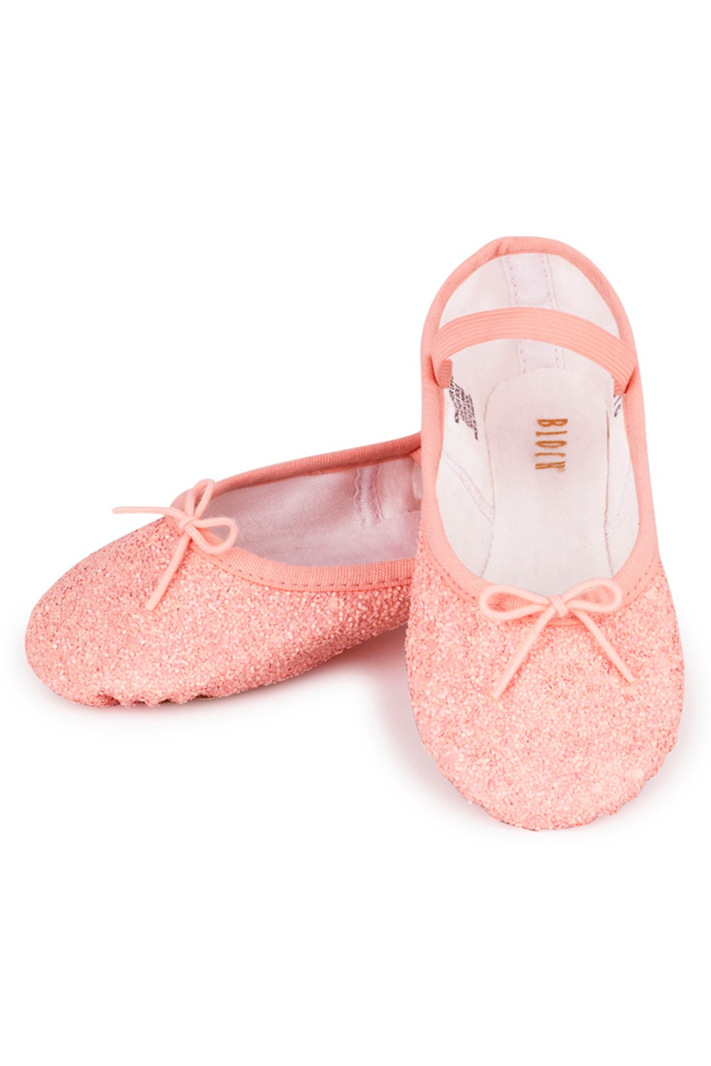 Sparkle Girl's Ballet Shoes