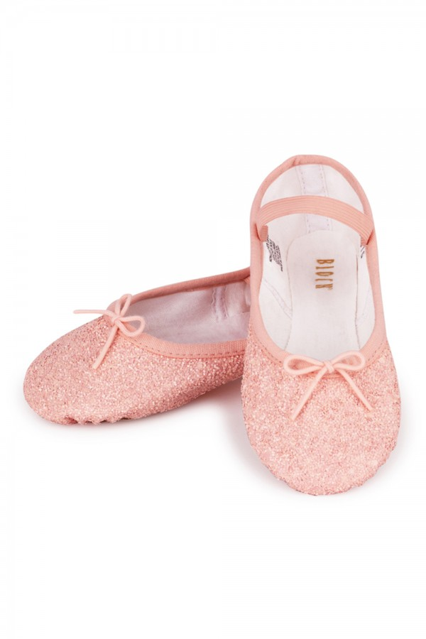 image - S0291T SPARKLE Girl's Ballet Shoes