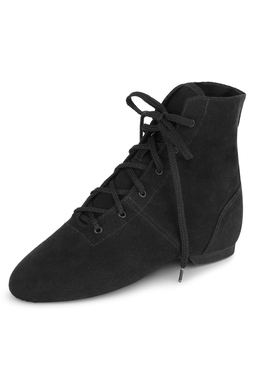 Bottine De Jazz En Toile Women's Jazz Shoes
