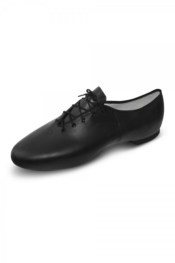 image - Long Suede Split Sole Jazz Men's Jazz Shoes