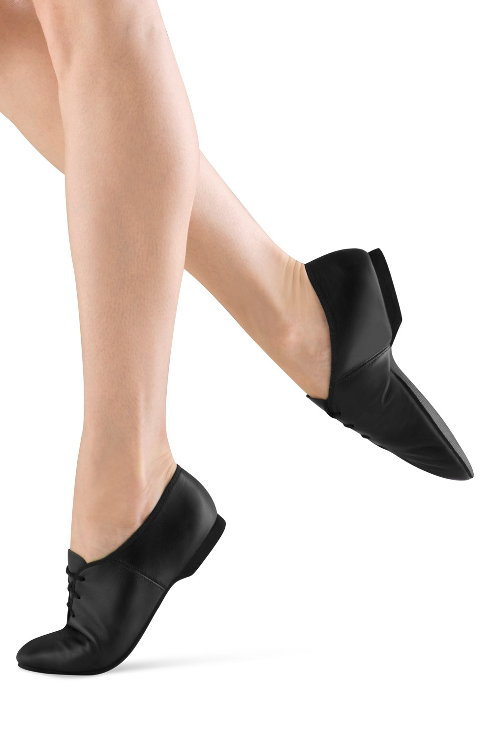 Debut Jazz - Rubber Sole Girl's Jazz Shoes