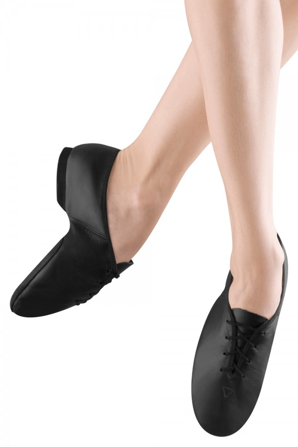 image - Debut Jazzschuh mit einer Wildleder Sohle Women's Jazz Shoes