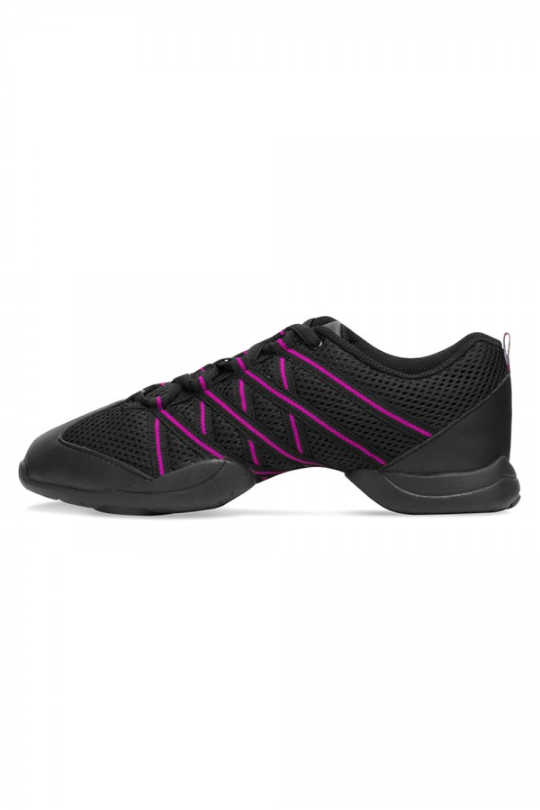 image - Criss Cross Split Sole Dance Shoes
