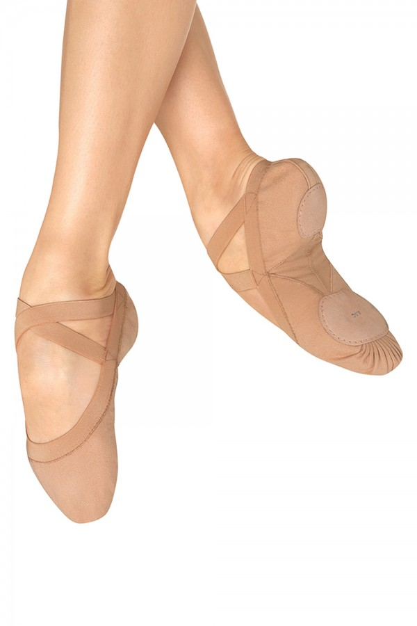 image - Pro Elastic Ballet Shoe Women's Ballet Shoes