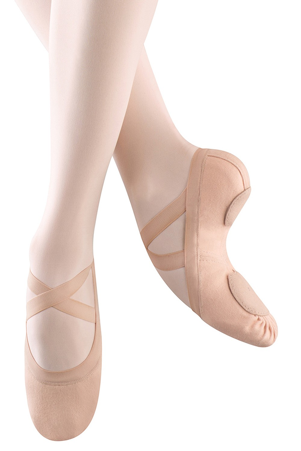 Synchrony Stretch Canvas Girl's Ballet Shoes