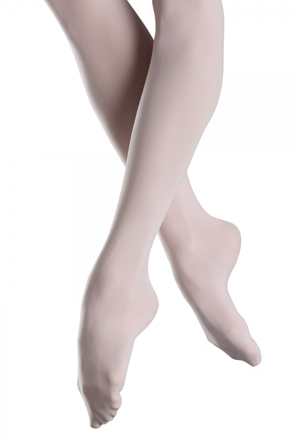 image - Girls Endura Footed Tight Children's Dance Tights