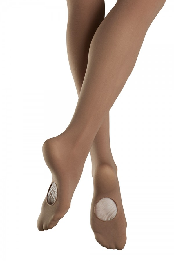 image - Ladie's Endura Adaptatoe Tight Women's Dance Tights