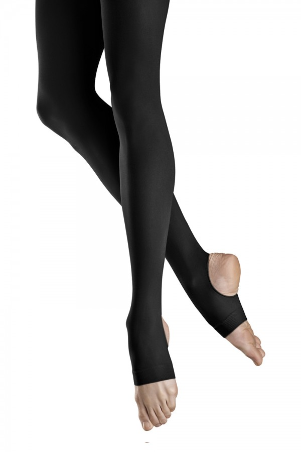 image - Girl's Endura Stirrup Tight Children's Dance Tights
