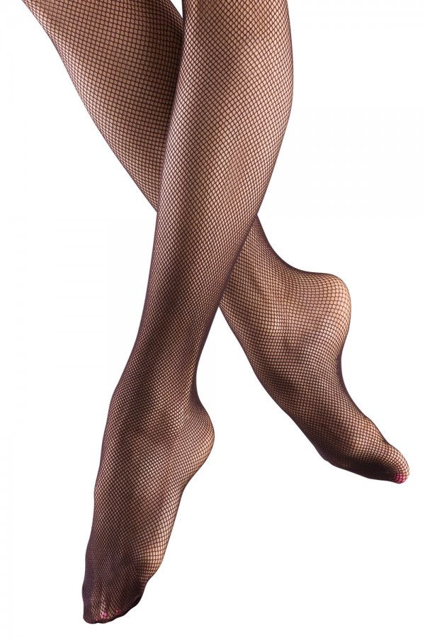 image - Ladies Fishnet Tight Women's Dance Tights