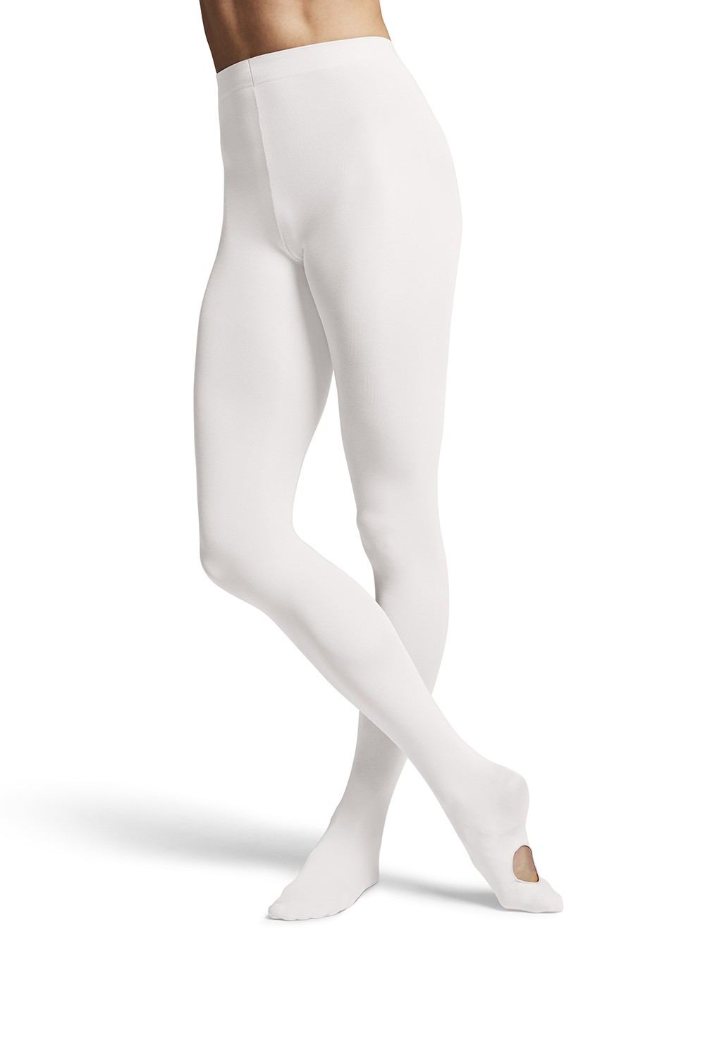 Girl's Contoursoft Adaptatoe Tights Children's Dance Tights