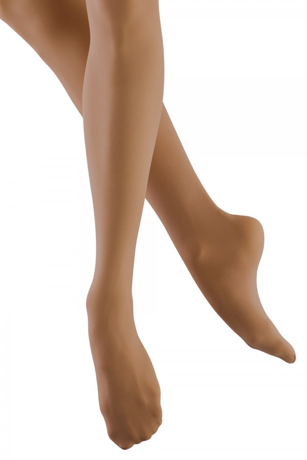image - Ladies Endura Hipstar Footed Tight Women's Dance Tights