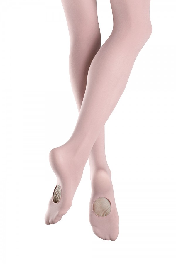image - Ladies' Endura Elite Adaptatoe Tight Women's Dance Tights