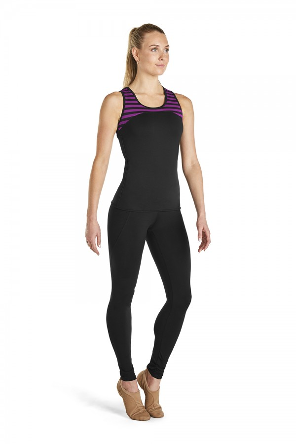 image - Stripe Active Top Women's Tops