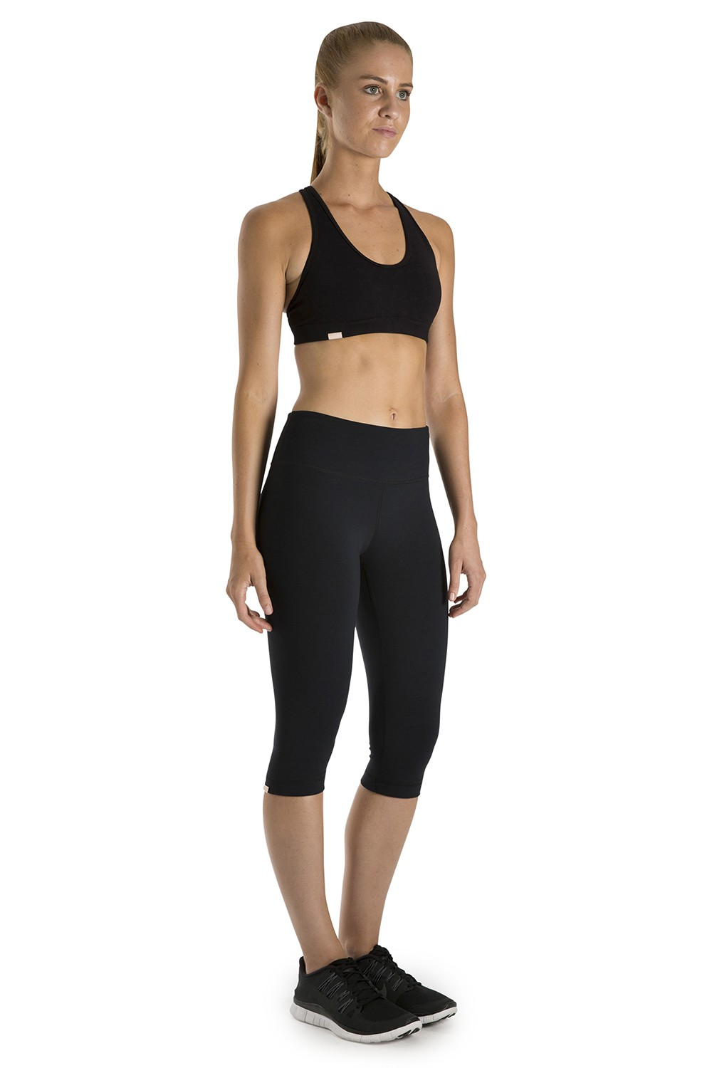 Suprima High Rise 1/2 Leggings Suprima Collection